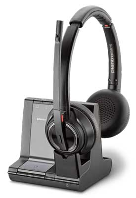 Plantronics Savi W8220-M 3in1 DECT Stereo Headset  2nd Image