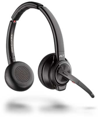 Plantronics Savi W8220/A 3in1 UC DECT Stereo Headset