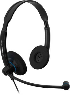 Sennheiser Culture SC 60- USB ML Binaural Headset