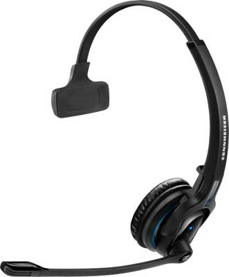 Sennheiser MB Pro 1 UC ML Mono Bluetooth Headset