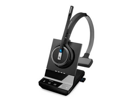 Sennheiser SDW 5036 DECT Monaural Wireless Headset