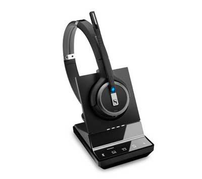 Sennheiser SDW 5065 DECT Wireless Binaural Headset