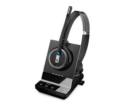 Sennheiser SDW 5066 DECT Binaural Wireless Headset