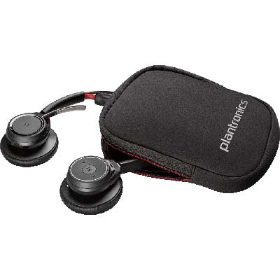 Plantronics Voyager Focus UC-M Bluetooth Headset  2nd Image