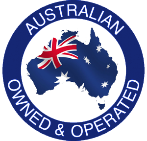100% Australian Owned Company