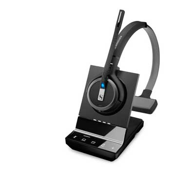 SDW 5035 DECT Wireless Monaural Headset